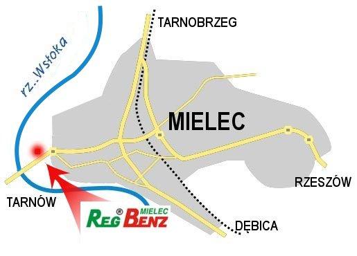 lokalizacja RegBenz